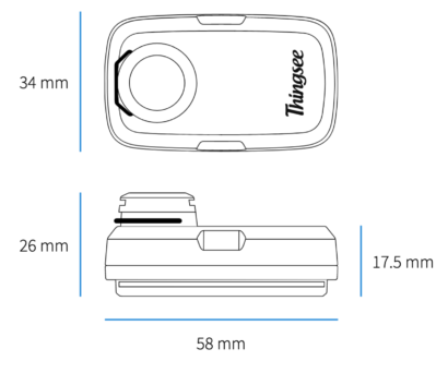 Thingsee ANGLE wireless IoT device