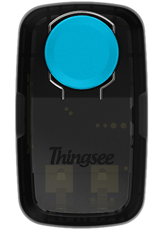 Thingsee ANGLE rugged is a wireless IoT sensor for manual hand valve position monitoring