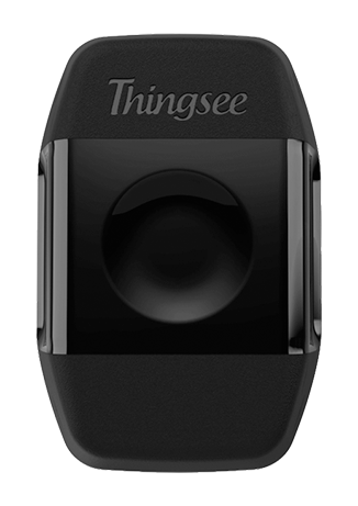 Thingsee distance IoT device for distance measurument, fill rate monitoring, e-cleaning, on-demand cleaning, smart washroom solutions, wireless