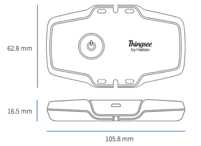 Thingsee gateway IoT device details