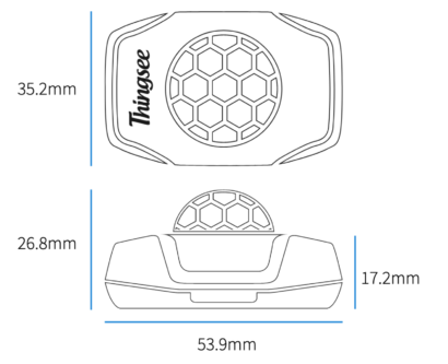 Thingsee PRESENCE IoT sensor product details