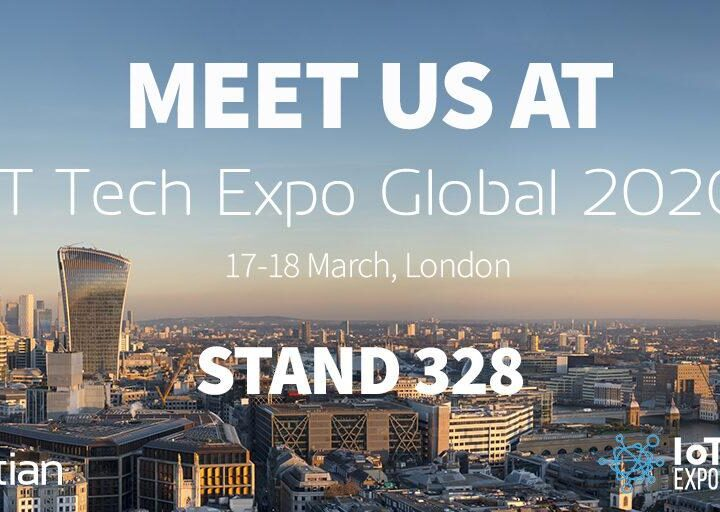 meet haltian at iot tech expo 2020 London