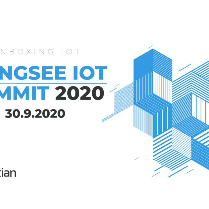 Thingsee IoT summit 2020