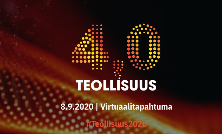 Meet haltian at Teollisuus 4.0 virtual event