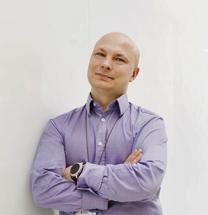 Jari Tiirikainen, Head of Digital Excellence, ISS Finland