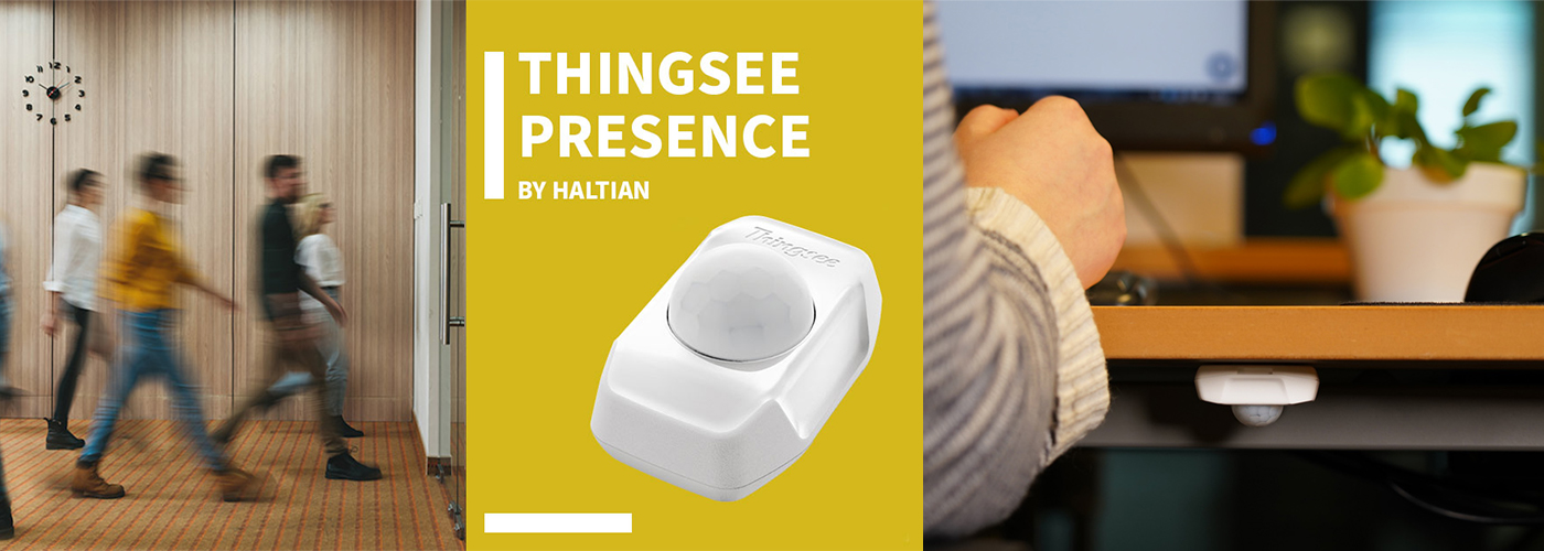 introduction to Thingsee PRESENCE IoT sensor device