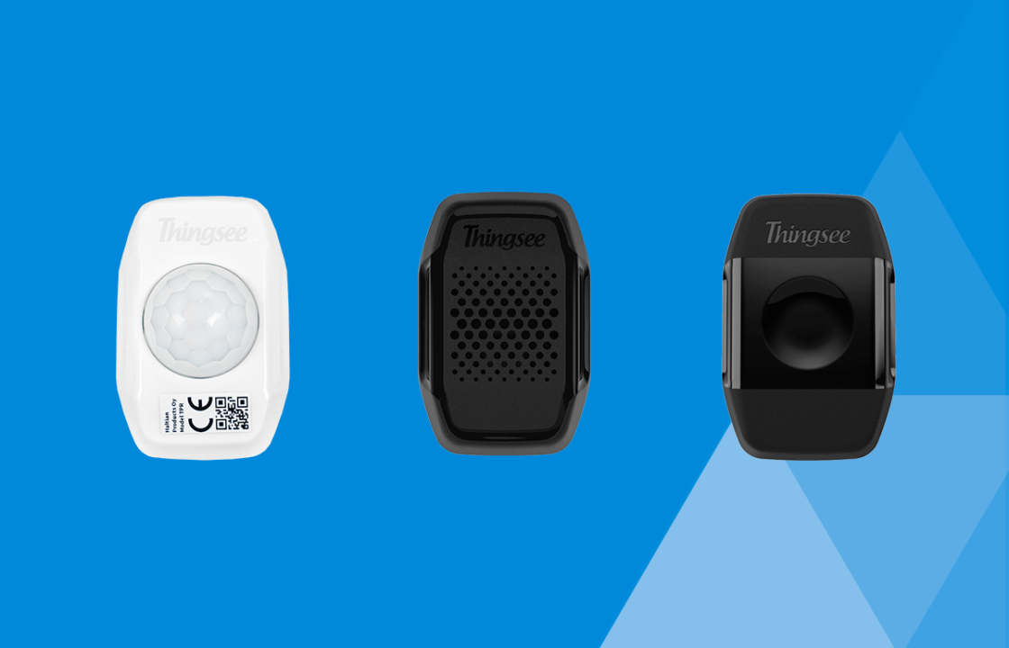 Thingsee Powercover compatible devices