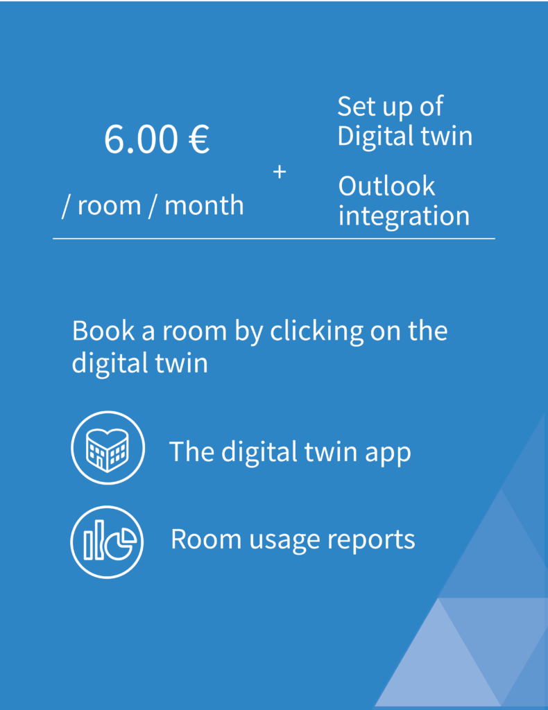 Smart office - easy room booking