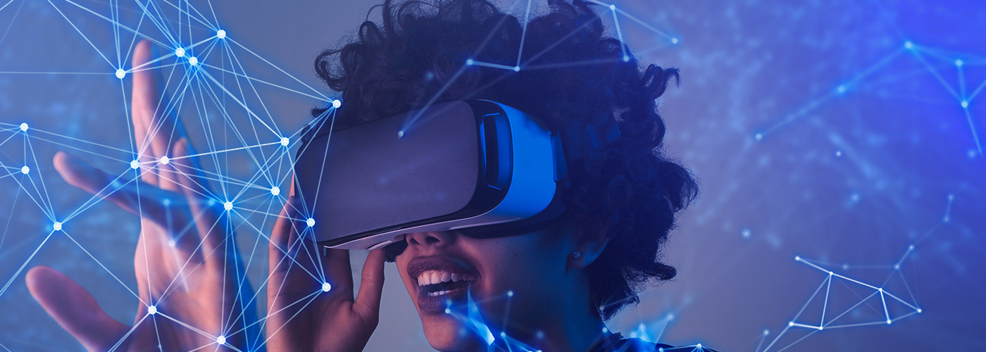 developing virtual reality VR products