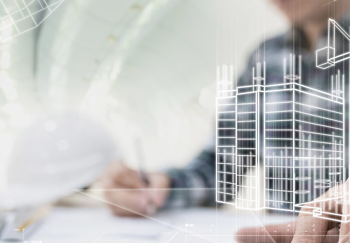 What makes a building smart? Engineer designing a smart building