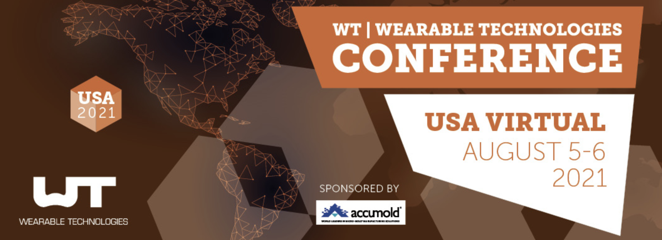 Wearable technologies conference USA 2021